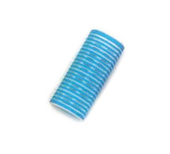 Rulos Velcro Azul Claro 28MM