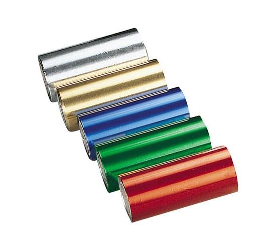 Papel Aluminio Colores Mini
