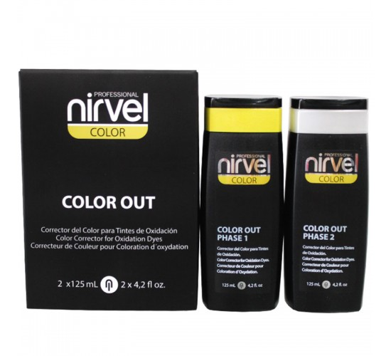 Nirvel Decapante 2X125ml