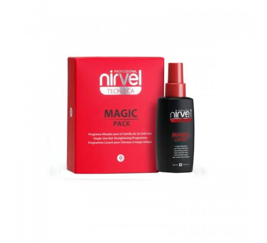 Nirvel Pack Alisado Magic