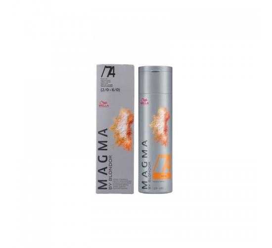 Wella Tinte Magma Nº 74 120ml