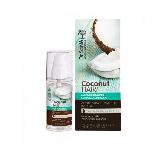 Dr Sante Aceite Coconut 50ml