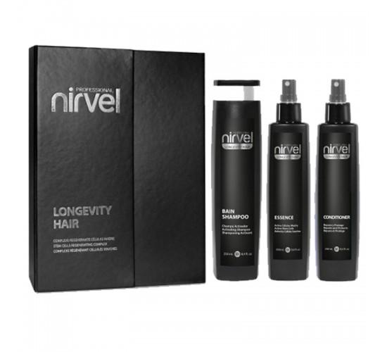 Nirvel Pack Longevity Hair