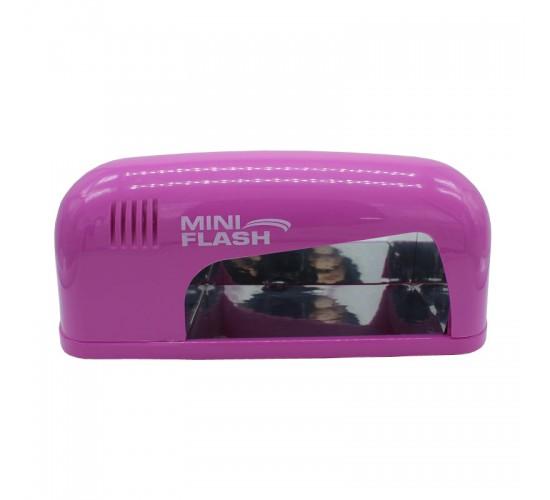 Lampara UV Uñas Mini 9W